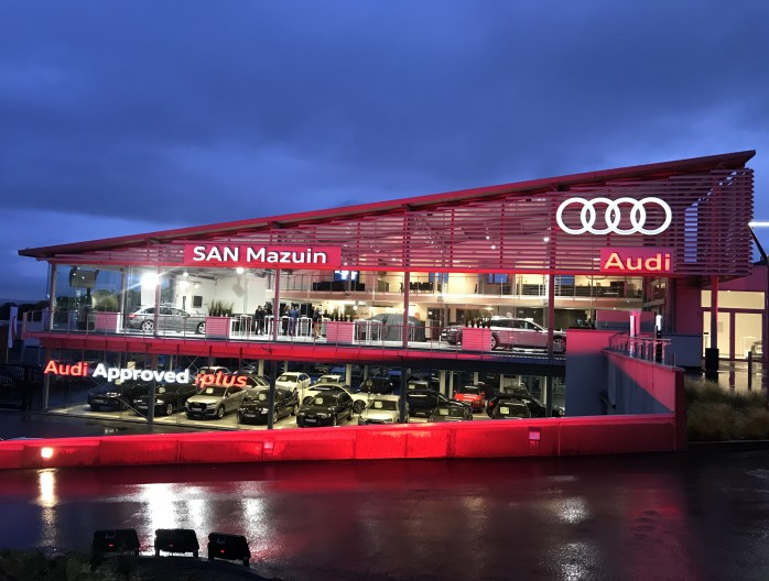 Audi et Audi approved plus à Wierde